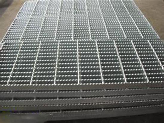 钢格板生产