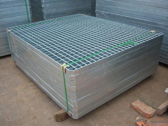 郑州钢格板安装