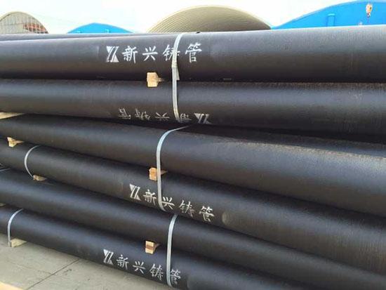 球墨铸铁管件规格