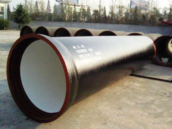 生产球墨铸铁管