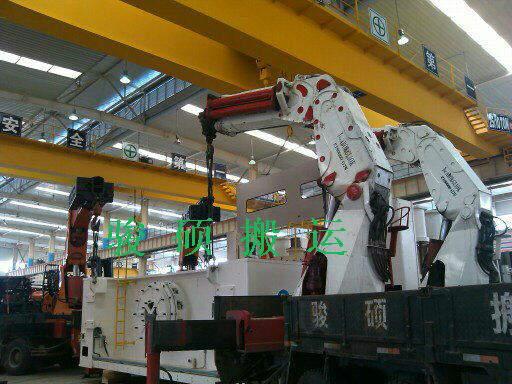重庆大型设备吊装