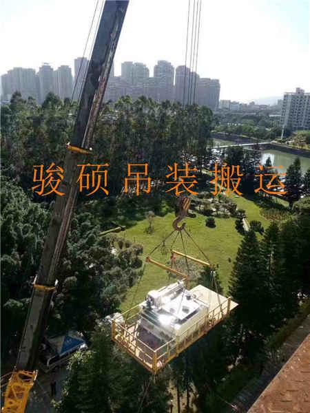 重庆高空设备吊装