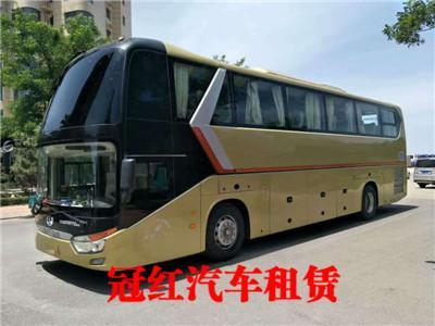 河北旅游大巴租赁
