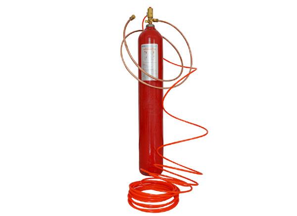 二氧化碳自动灭火装置