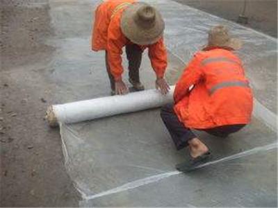 涵洞混凝土保护