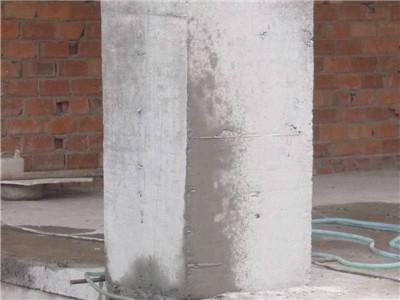 墙面混凝土修补