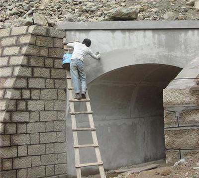 河南清水混凝土修补