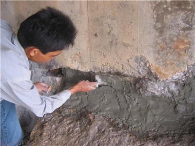 水泥混凝土修补