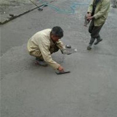 河南混凝土路面修补