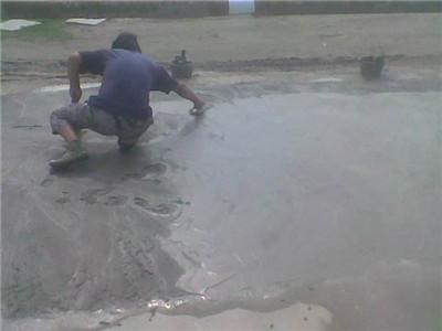 混凝土路面修补材料