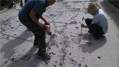 河南混凝土路面修复