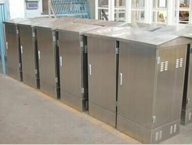 非标钣金机柜加工