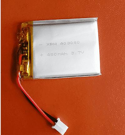 GPS专用可充锂电