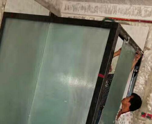 贵阳淋浴房隔断