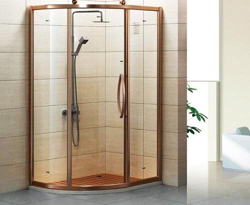 中高端淋浴房隔断