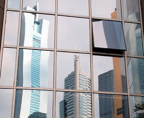 贵阳玻璃幕墙
