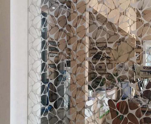 贵阳钢化玻璃隔断
