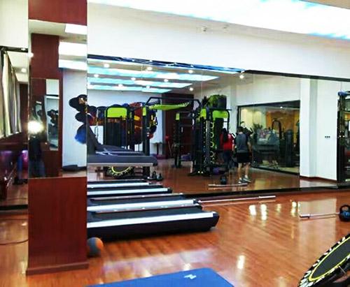 健身房镜子工程