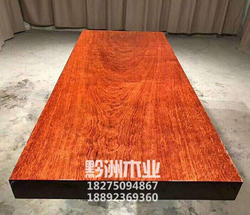 贵阳红木大板加工厂