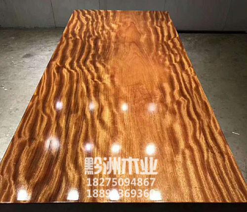 贵州红木大板原材料