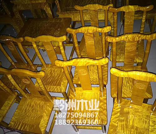 金丝楠木椅子