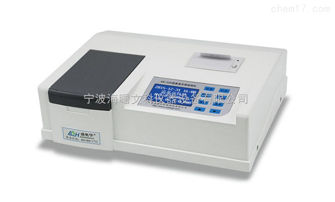 氨氮/总磷快速测定仪