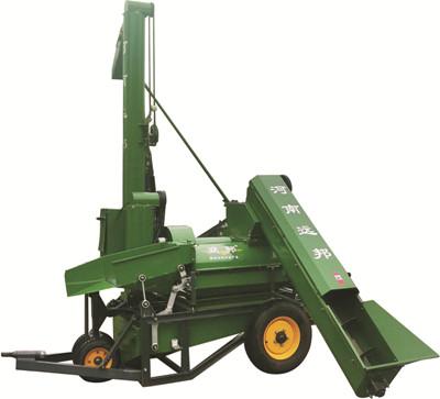 5TY-100-350牵引式玉米脱粒机