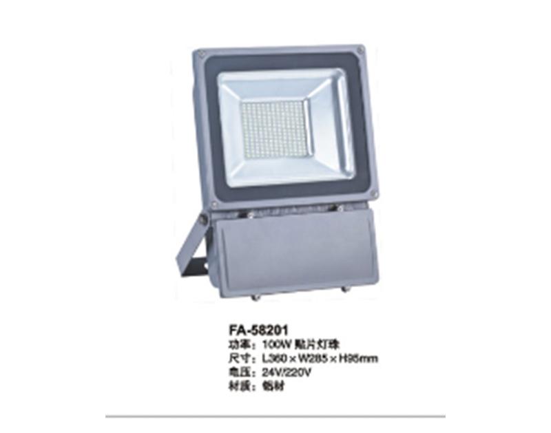 方形LED射灯