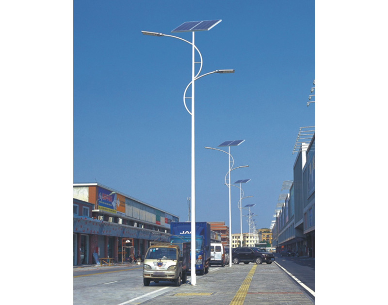 公路太阳能路灯