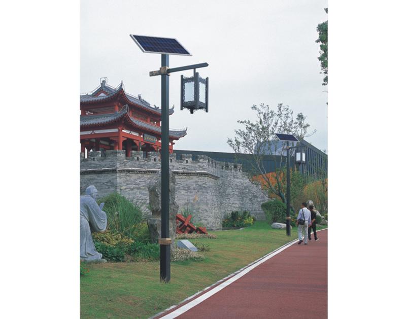 景区太阳能庭院灯