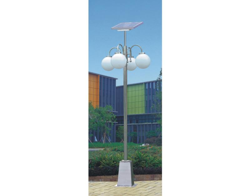 商圈太阳能庭院灯
