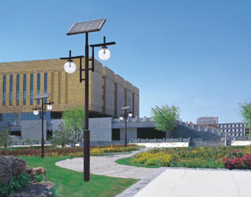 校园太阳能庭院灯