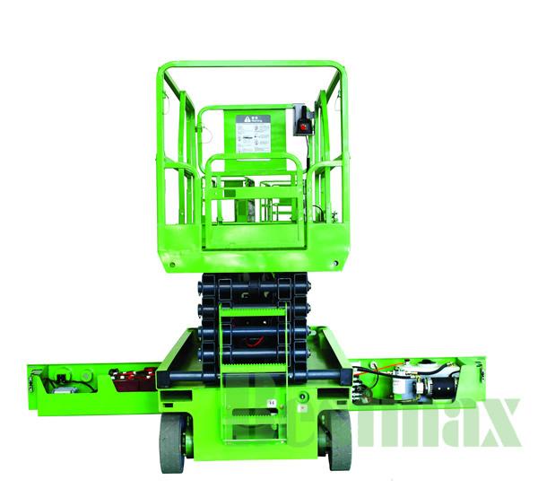 MX系列全自走剪叉式高空作业平台(直流电机驱动)