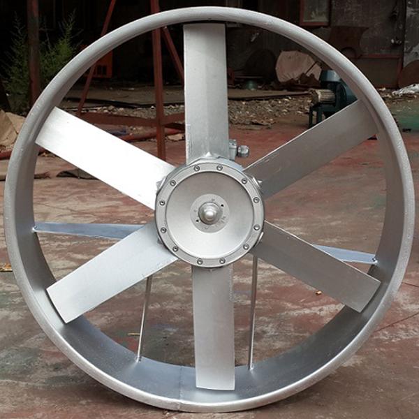 高温高湿轴流风机