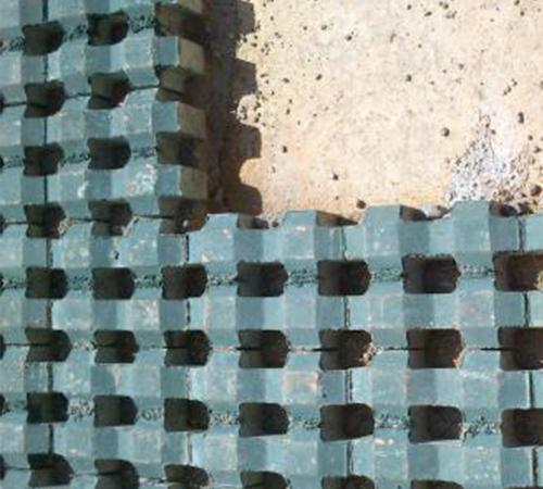 云南井字砖水泥制品