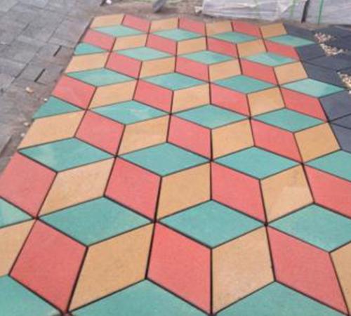 昆明透水砖