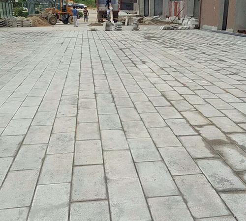 人行道石材砖
