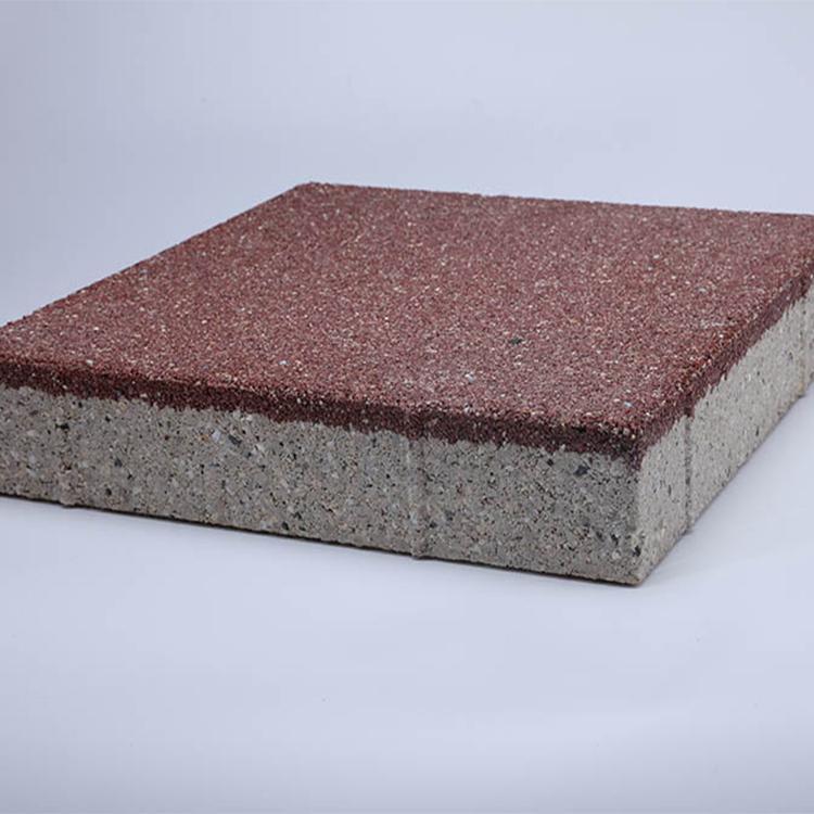 雲南滲水磚生產廠家