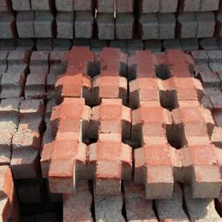 路麵井字磚