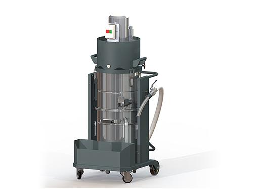 泵体式工业吸尘器