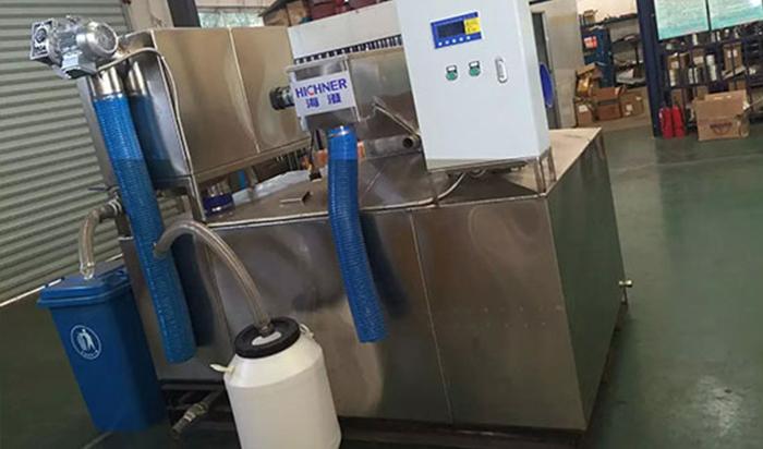 锦州隔油提升设备安装