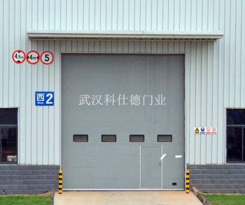 工业滑升门
