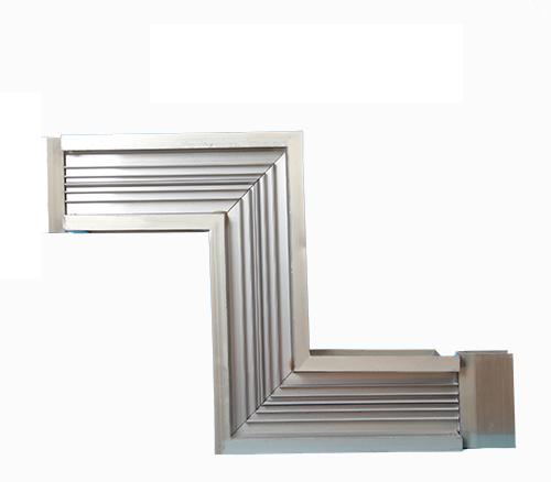 Z型垂直母线槽
