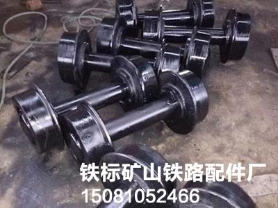 铸铁矿车轮