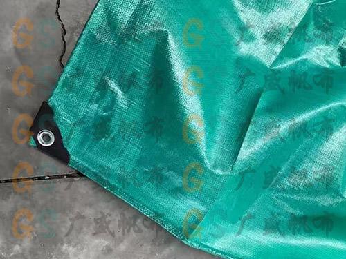 工业彩条篷布