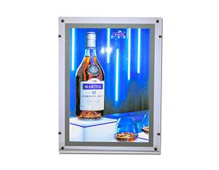 LED双面水晶灯箱