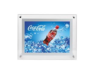 LED单面水晶灯箱