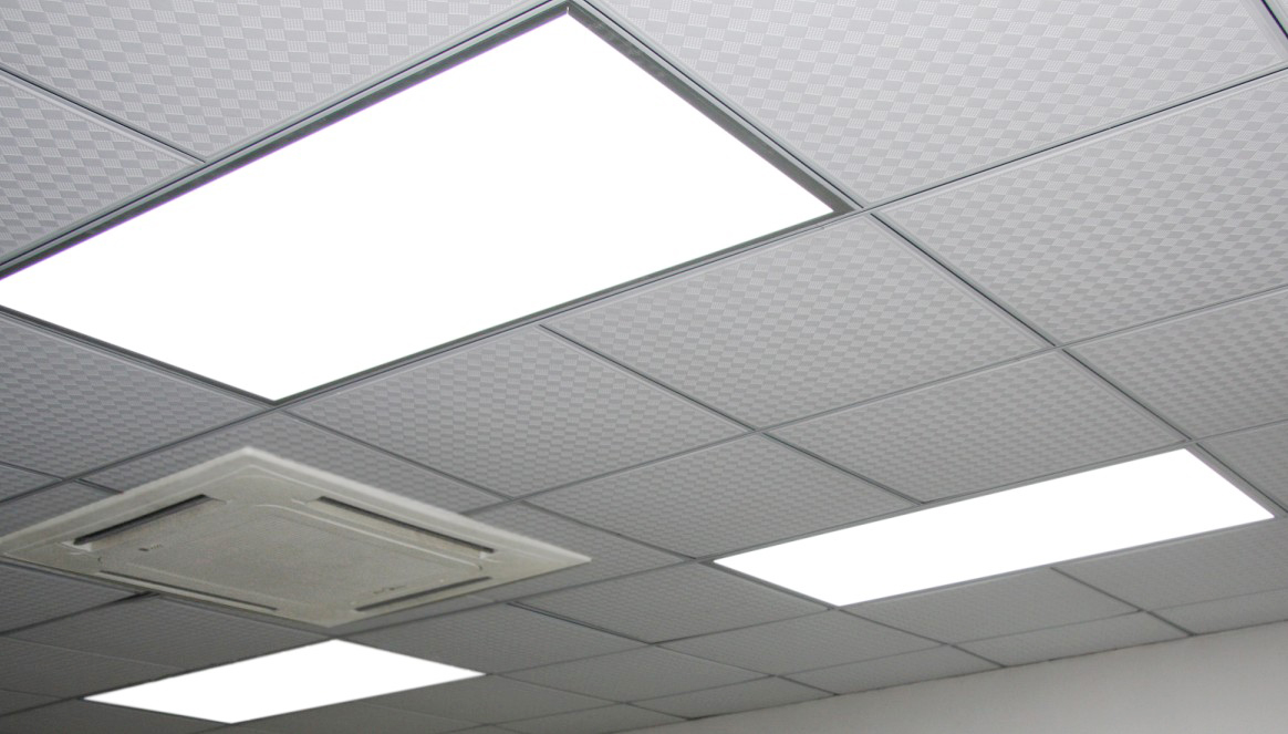 嵌入式面板灯