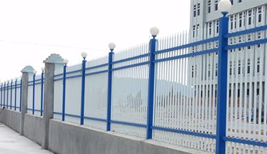 锌钢别墅护栏