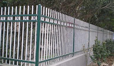 锌钢操场护栏